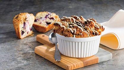 Parfait Muffins