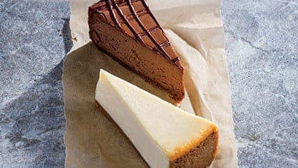 Imperial Clean Cheesecake