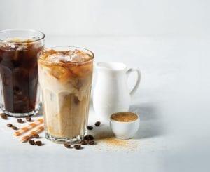 Citavo Cold Brew Coffee Colada Mocktail