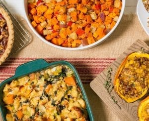Plant based cooking for the holidays