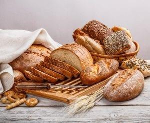 Distinctive bread for sandwiches