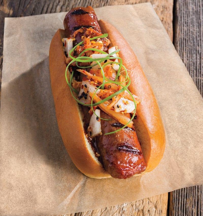 Beyond Sausage Hot Dog
