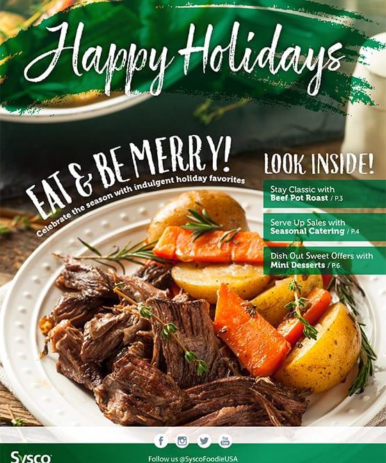 Happy Holidays Catalog