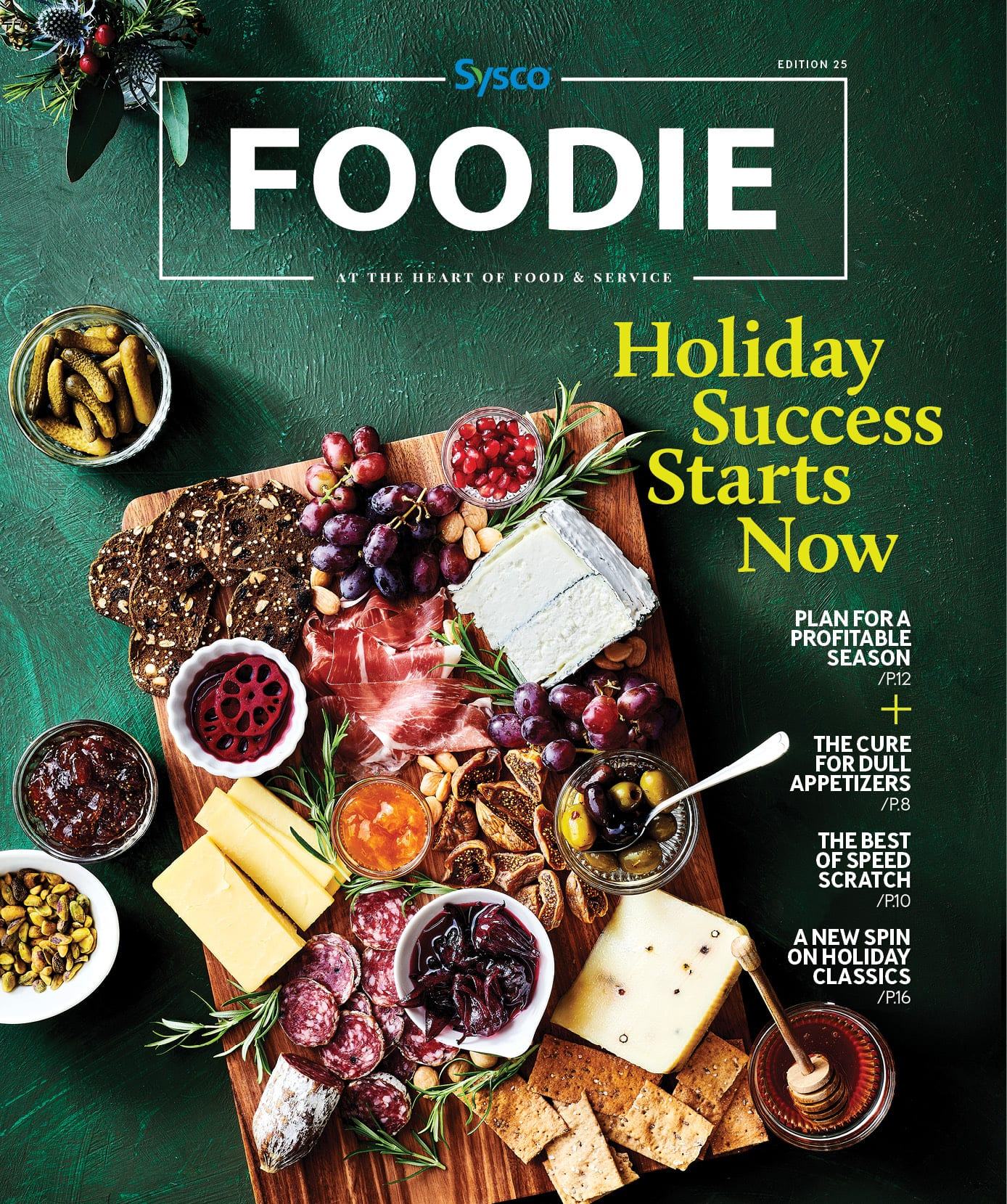 Sysco Foodie July 2019 issue