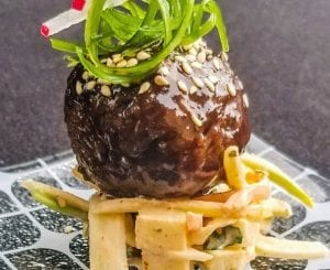 Sysco Simply Plant-Based Meatballs