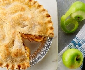 Double Crust Apple Pie