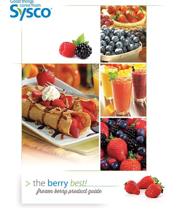 Frozen Berries Catalog