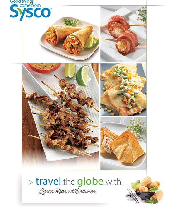 Hors d'Oeuvres Catalog