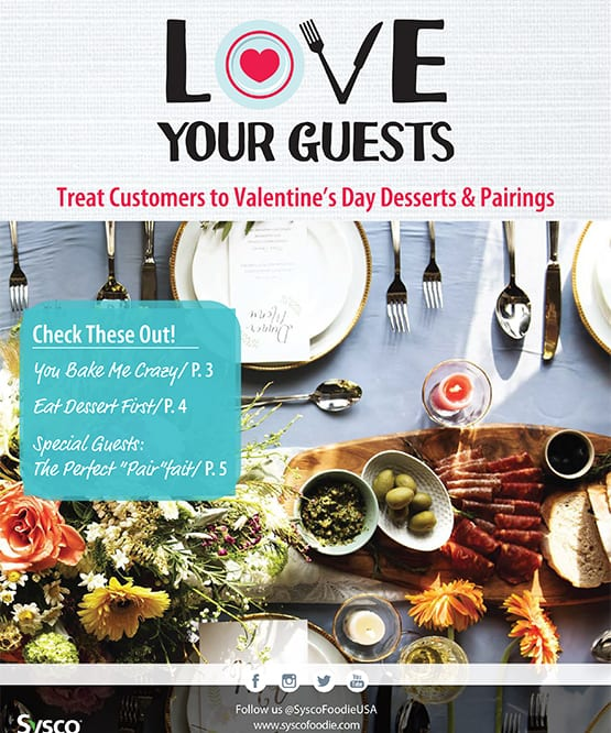 Love Your Guests Catalog