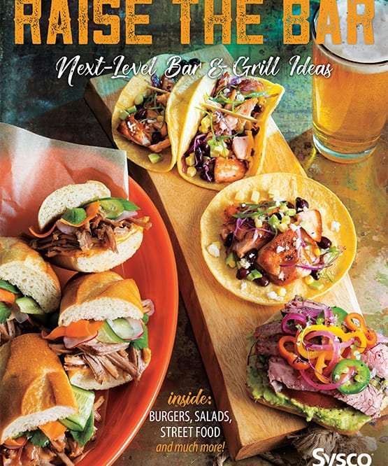 Bar and Grill Catalog