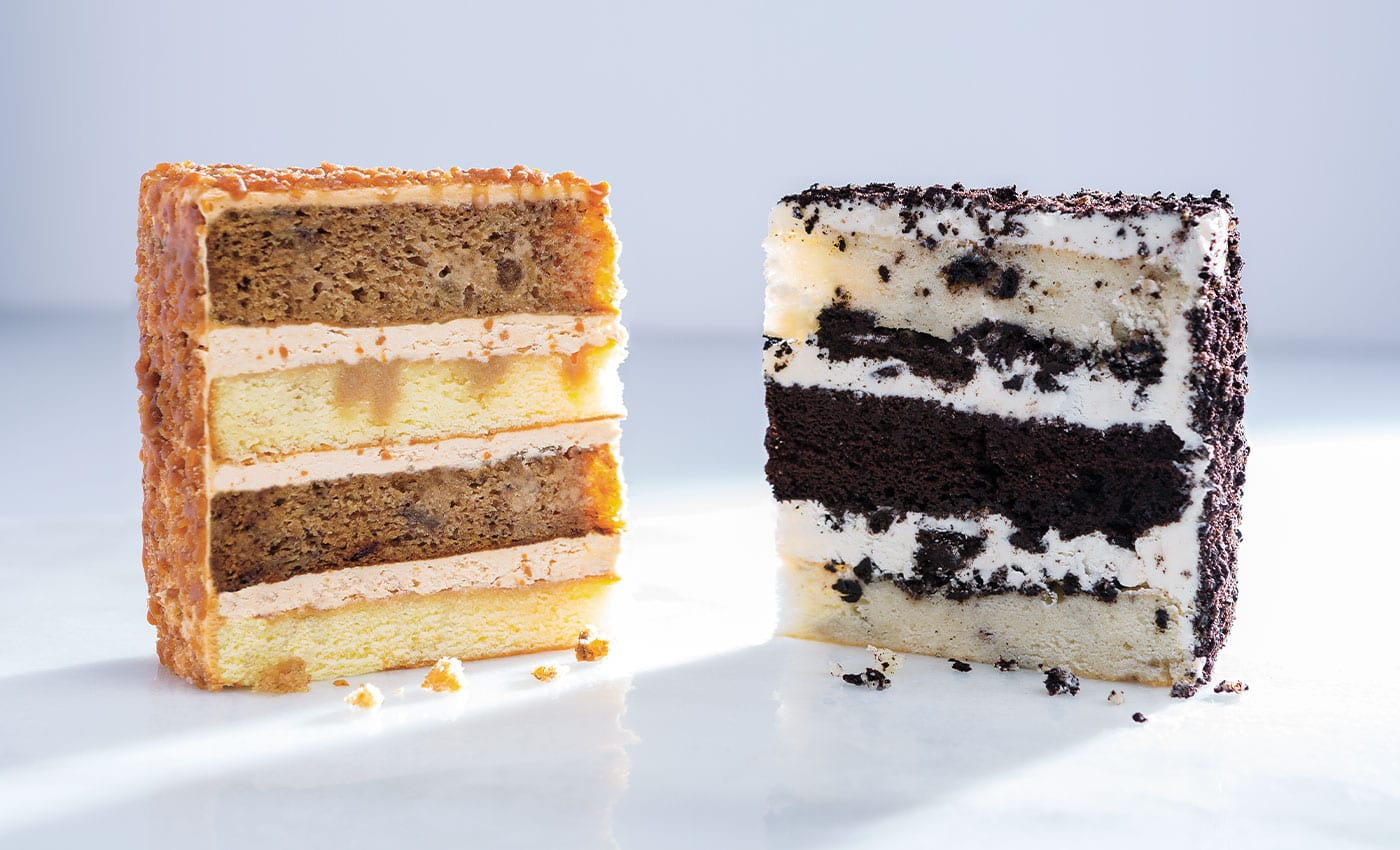 Luscious Layers Cake