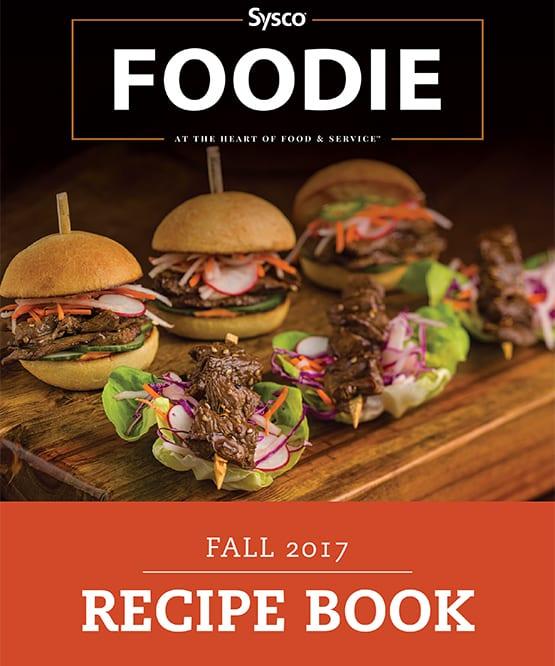 Fall 2017 Recipe Book