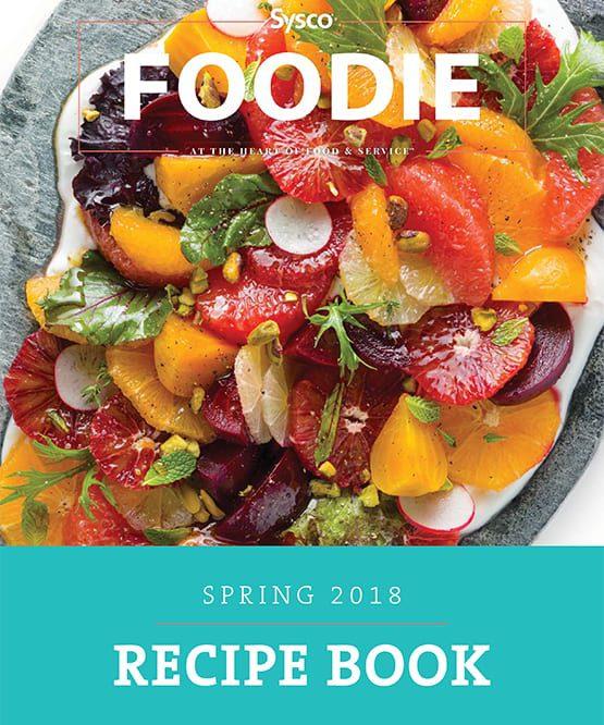 Spring 2018 Recipe Book