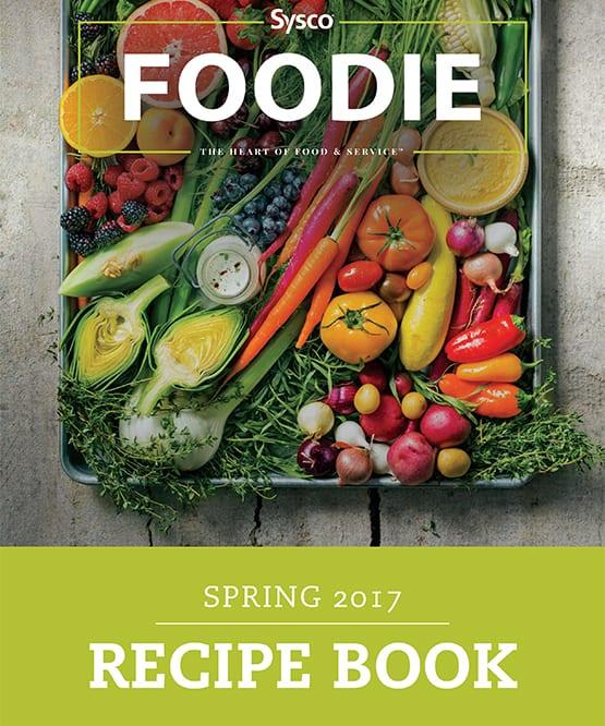 Spring Recipe Book 2017