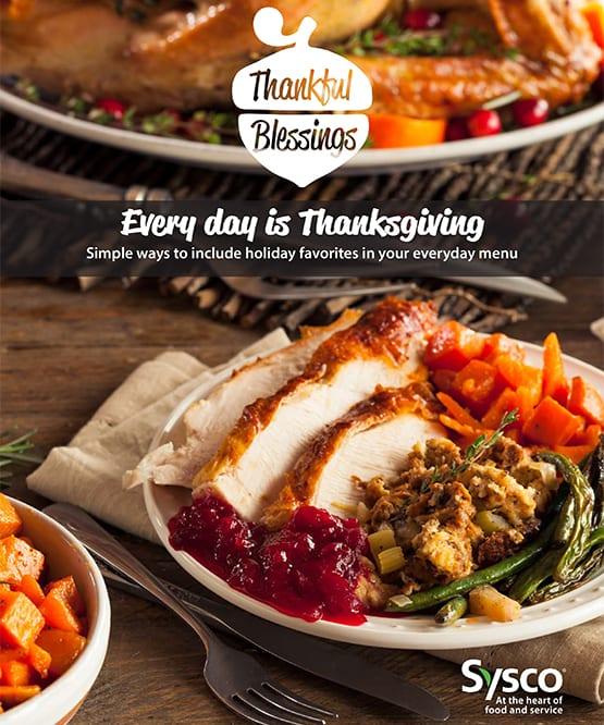 Thankful Blessings Catalog