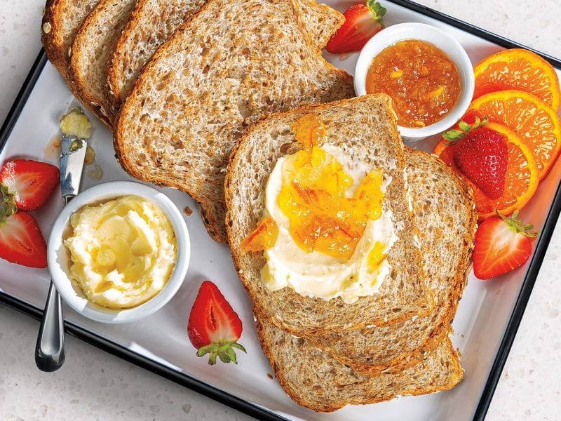 CES Sprouted Bread