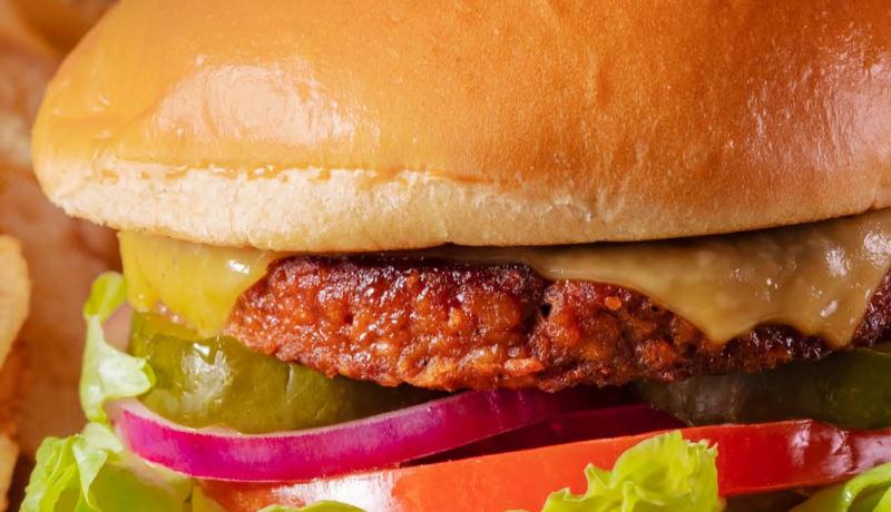 Meatless Burger Patty & Ground Bulk, Sysco Simply