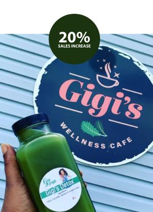 Gigi's Wellness Cafe - Black Restaurant Week