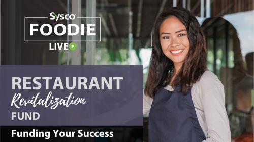 Restaurant Revitalization Plan