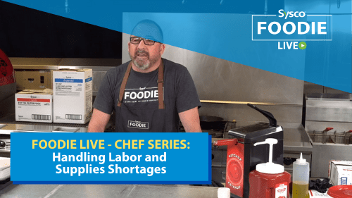 Handling Labor and Supplies Shortages