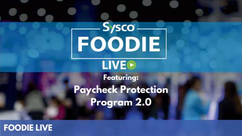 Paycheck Protection Program 2.0