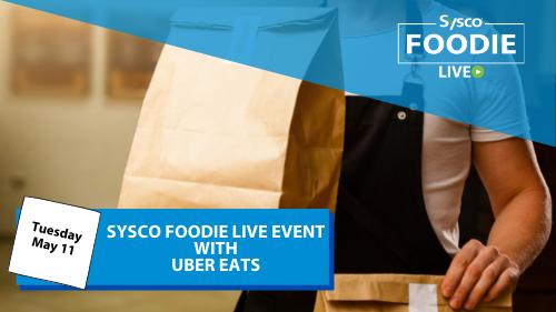 Foodie Live: Uber Eats