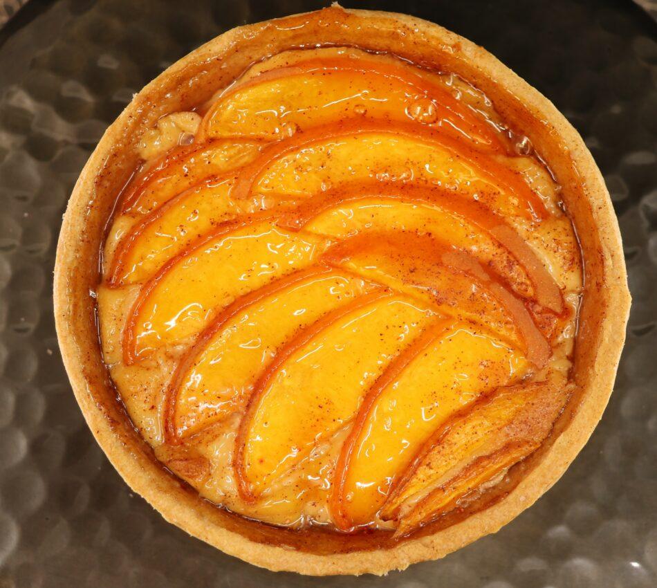 Peach and Lemon Tart